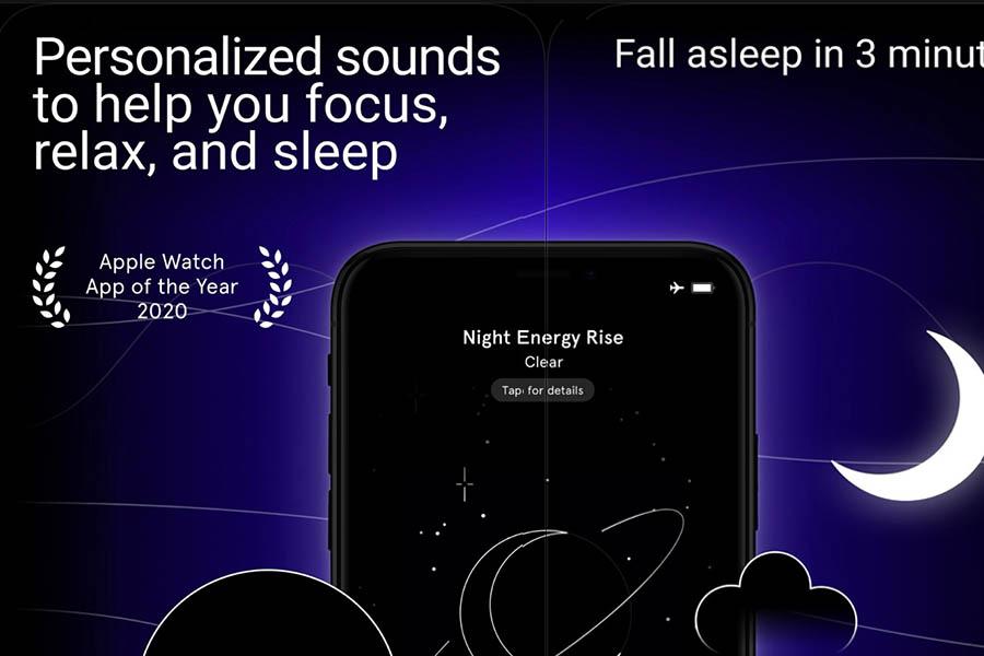 失眠好痛苦,想睡好覺不如靠「聲音」來解!《助眠APP》快下載,讓大家一夜無夢到天亮 APP推薦