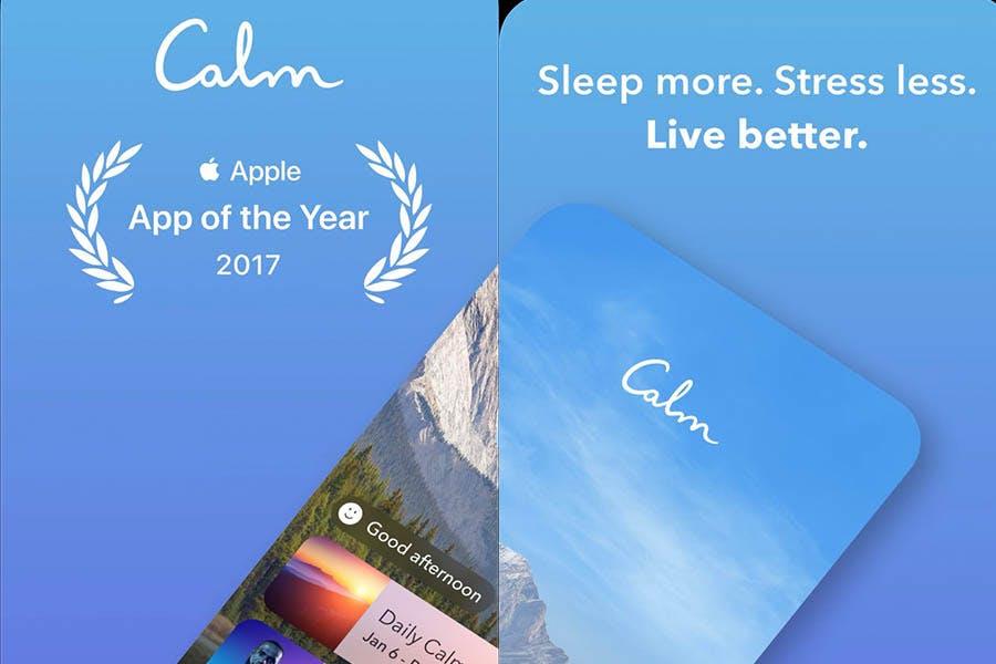 免費助眠app推薦 《Calm》 美周報