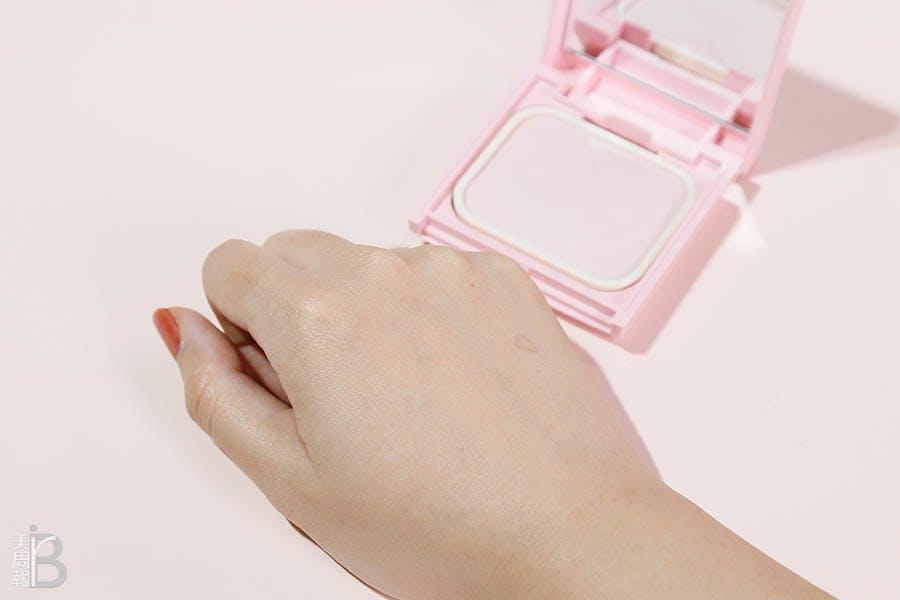 INTEGRATE光透素裸顏三度漸層光綻眼影盒|美周報