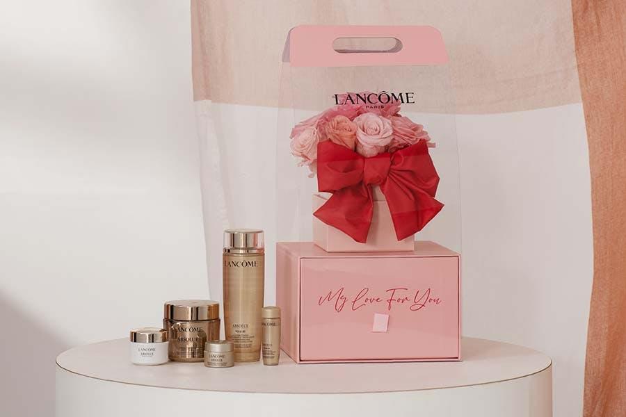 2021母親節限定禮盒包裝推薦 LANCOME蘭蔻 絕對完美玫瑰輕奢組|美周報