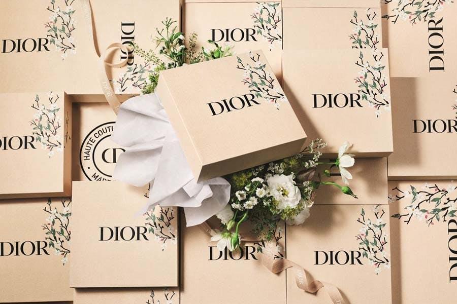 2021母親節限定禮盒包裝推薦 DIOR法式花卉禮盒包裝|美周報