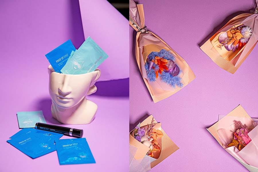 2021母親節限定禮盒包裝推薦 EDN母親節限量明眸亮眼組合 母親節暖心花禮活動|美周報