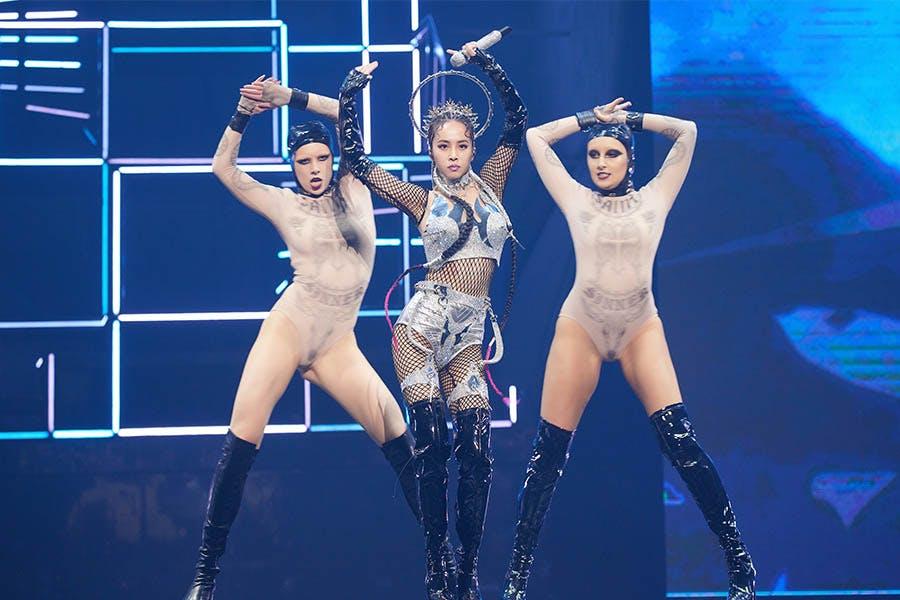 Ugly Beauty 2021世界巡迴演唱會 蔡依林|美周報