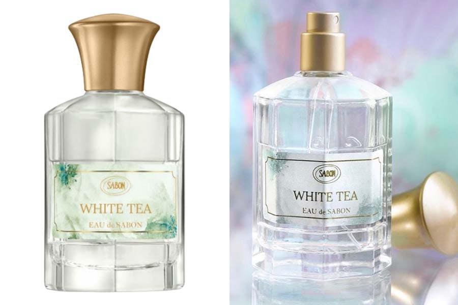 茶香調香水推薦|SABON 宣言系列香水-白茶 |美周報