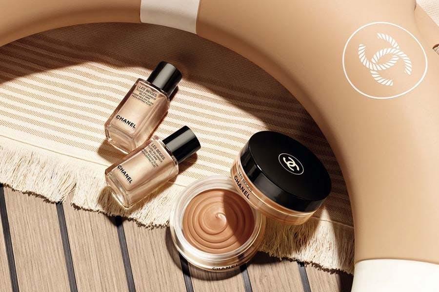 2021限量夏彩推薦 Chanel 時尚裸光系列 燦夏之光|美周報