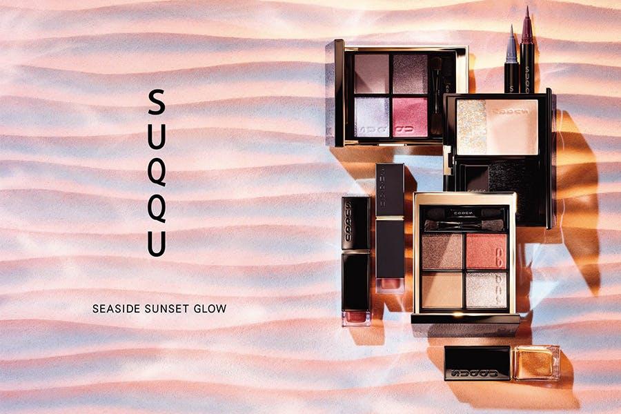 2021限量夏彩推薦 SUQQU 海辺の色、黄昏の光|美周報
