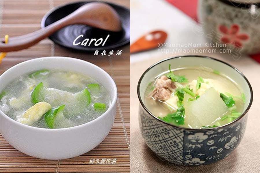 食慾不振 提振食慾的方法 解熱的蔬果湯品|美周報
