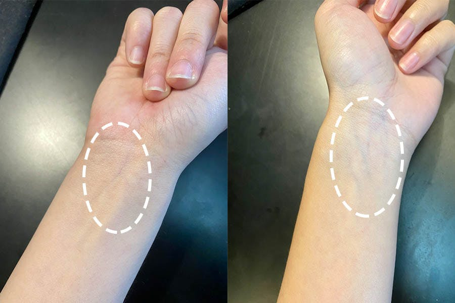 血管 粉底 膚色 判別 色號|美周報