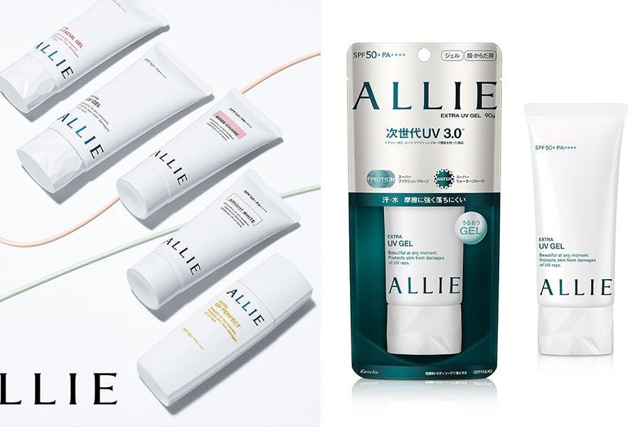 2021《臉部防曬》推薦 ALLIE EX UV高效防曬水凝乳SPF50/PA++++ 美周報