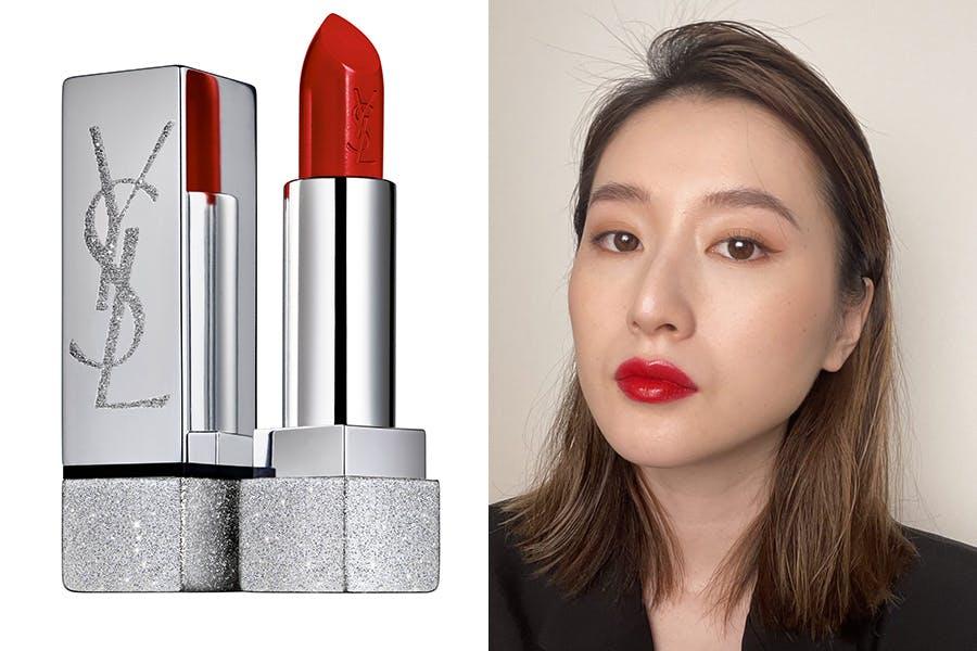 YSL奢華緞面唇膏 星鑽訂製版|美周報