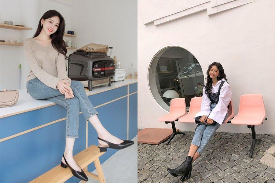 小腿壯的NG穿搭-高跟鞋&高筒鞋|美周報