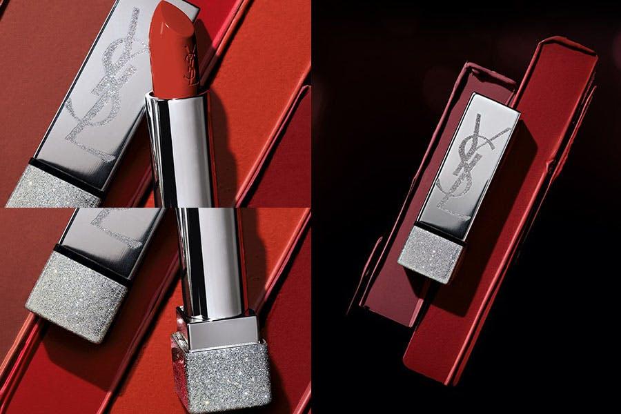 《2021新款唇膏》推薦|YSL 奢華緞面唇膏 星鑽訂製版|美周報