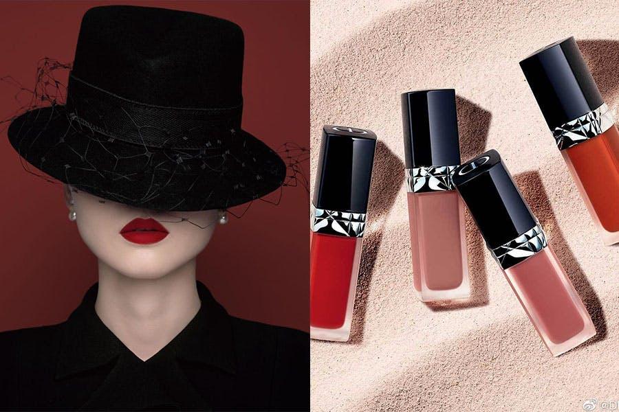 《2021新款唇膏》推薦|Dior迪奧 超完美持久唇露|美周報