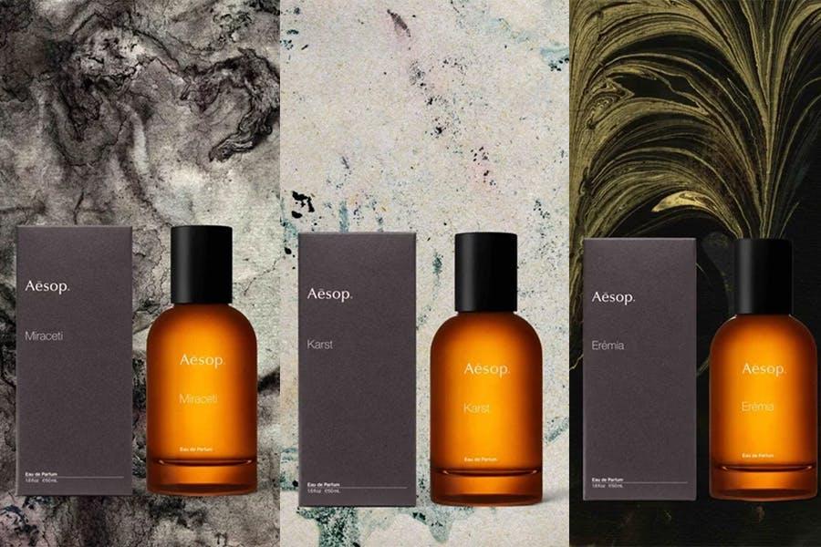 Aesop 虛實之境系列香水|美周報