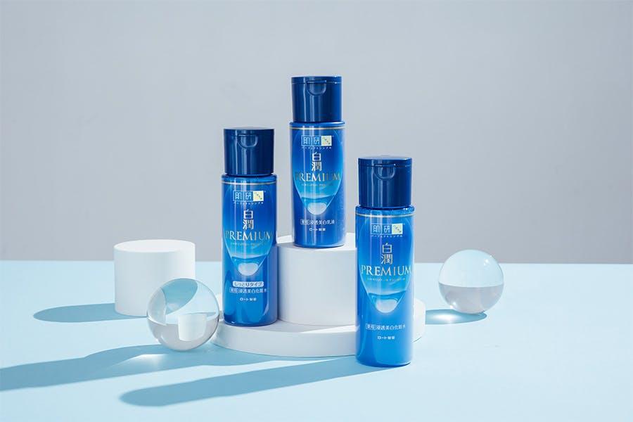 肌研白潤高效集中淡斑化粧水 |美周報