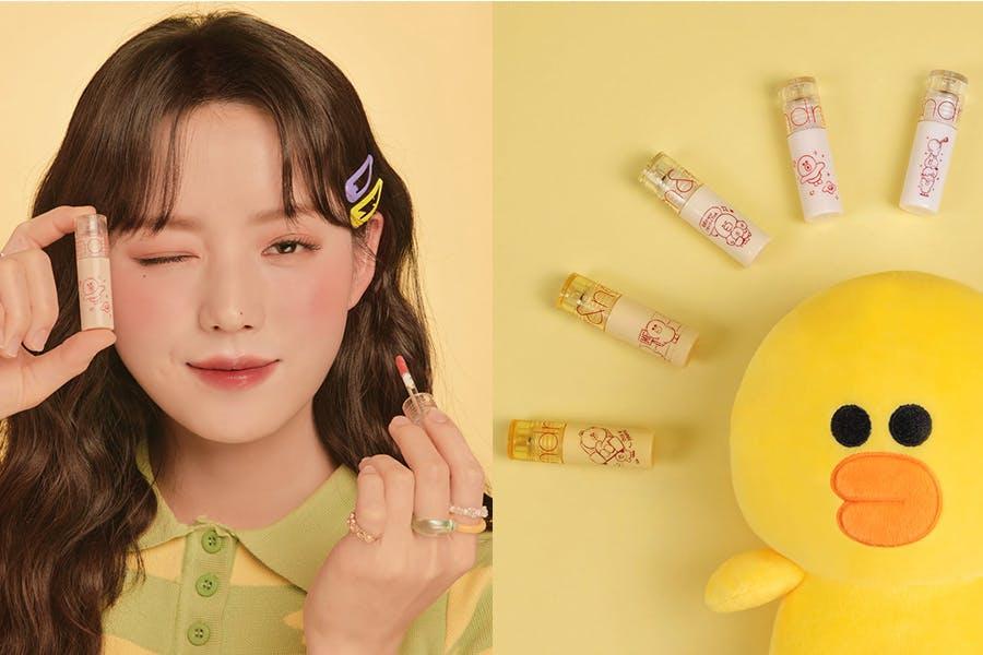 Romand果汁唇釉 莎莉限定版|美周報