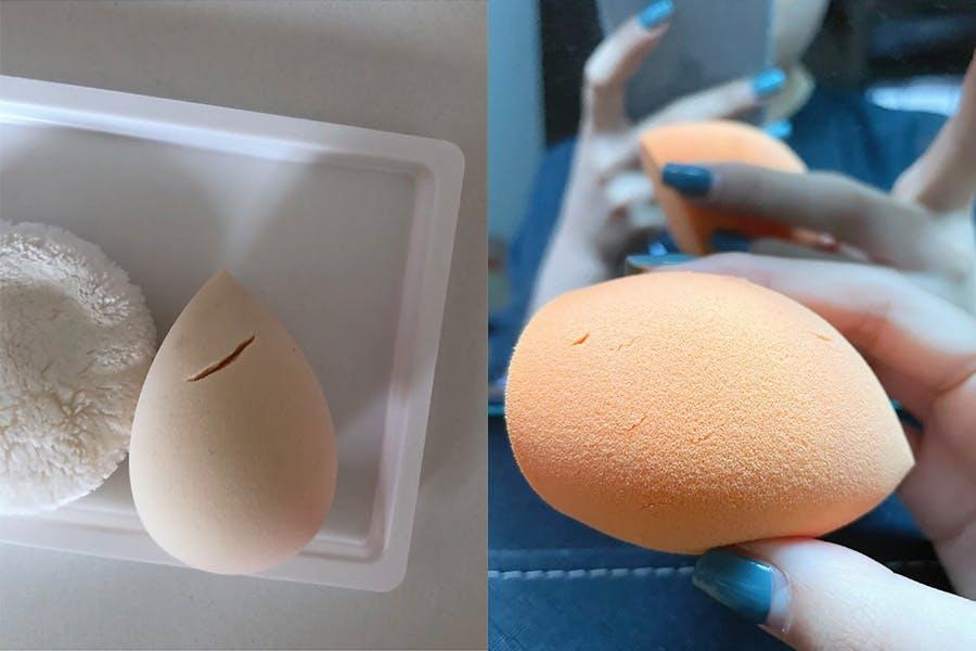 美妝蛋 用法 保存 清洗 發霉 裂開 底妝 美周報