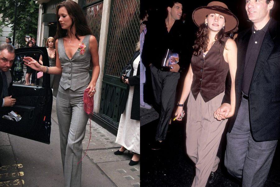 Jennie也愛穿!今夏最夯西裝背心時髦穿搭拆招,一路帥到秋天~