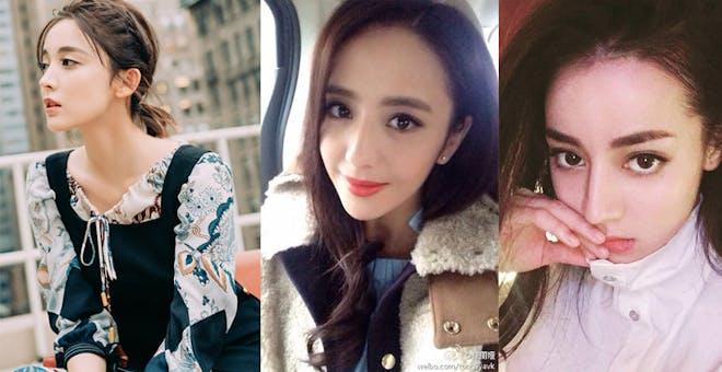 演藝圈最紅的「新疆美女」你認識幾個?沒想到最後一位