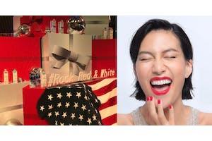 年末派對露出大黃牙超糗!《Crest亮白牙膏》打造最適合紅唇的鑽白齒|牙膏推薦