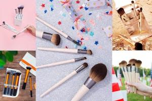 不只好用還很美!5款《高顏值刷具》推薦,讓妳刷出好妝容|刷具推薦