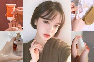 化妝新手怎麼妝?《新手妝》順序這樣,簡單6步驟畫出精緻服貼妝感~|妝容技巧