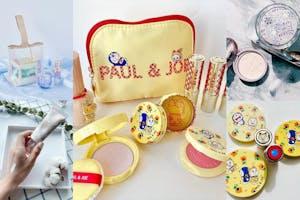 20新品|聖誕彩妝驚喜再一波!彩妝品全都換上聖誕雪景超夢幻,連50歲的哆啦A夢都來共度聖誕節|聖誕限量