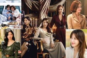 《Penthouse上流戰爭》髮型藏性格?金素妍、柳真、李智雅3位女角髮型分析|髮型推薦