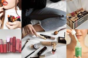 美妝斷捨離時間到!新年大掃除梳妝台煥然一新,美妝小物「變這樣」就該丟啦!