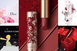 2021情人節提前部屬《情人節送禮推薦》唇膏、香氛、花束實用又浪漫~|禮物推薦
