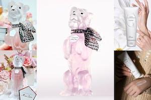 BOBBY出沒!Miss Dior香水愛犬限定版超級少女心~全新萬能修護霜,為肌膚打造前所未有柔嫩感|小編現場直擊