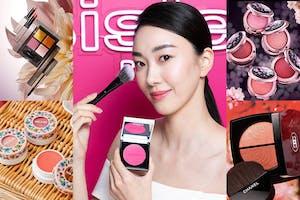 2021春妝就該來個粉嫩色!DIOR、M.A.C百花綻放超吸睛~小香限量新色好想立馬收入!|春妝推薦