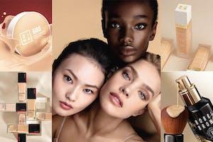 《2021粉底新品盤點》3INA輕輕拍出漂亮水乳肌、Sisley、Bobbi Brown推出保養型粉底,靠粉底調出新妝感!|粉底推薦