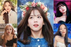 KPOP最美臉孔2021榜單出爐!與2020相比名次大洗牌,BLACKPINK全員上榜,子瑜成功擠進TOP5|韓星焦點