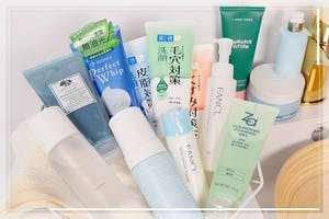 《夏日洗卸新品》上場囉!實測卸妝力&洗淨力,清潔乾淨還不夠,保濕不緊繃才給好評!