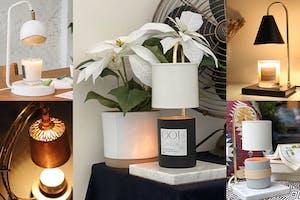 獨居的WFH就該來點香氛點綴!設計感《融燭燈》不僅點亮心中焦慮,滿室馨香更能舒緩身心|融燭燈推薦