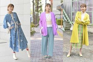 《打扮的戀愛是有理由的》川口春奈OL穿搭=網紅5招穿搭術!喜歡日系穿搭的女孩要筆記 穿搭技巧
