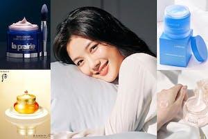 睡覺吹冷氣小心肌膚大缺水!這5款dcard熱議面膜推薦2021《晚安凍膜》厚厚敷上,讓肌膚睡醒水嫩超Q彈|晚安凍膜推薦