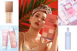 《美周新品報》玫瑰乾洗手凝露、阿爾卑斯清潔系列、潮流L.A頰彩盤限量開賣|新品快訊
