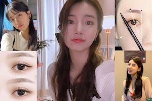 化妝初學者請進!10分鐘搞定「簡單化妝步驟」韓系微整妝不濃妝艷抹,以內眼線、無瑕底妝取勝|化妝步驟教學