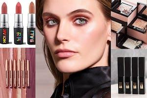 2021唇膏流行色+眼影推薦新色在這~YSL小黑條未開賣先轟動,BB絕美五花肉打亮再推3新色,還有蘿拉跟MAC!