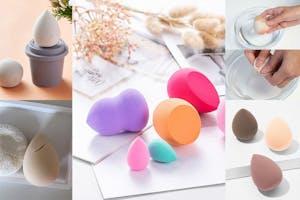 美妝蛋多久洗一次?美妝蛋裂開就該丟?關於美妝蛋的8個知識,想靠它get好妝感不可不知~|美妝蛋知識