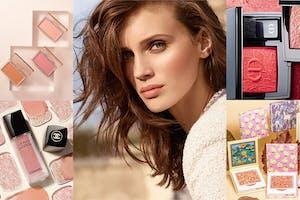 2021腮紅「輕點、裸光」自帶粉紅光:香奈兒泡泡腮紅、Dior 羽毛派對訂製腮紅盤、不容錯過的新品腮紅