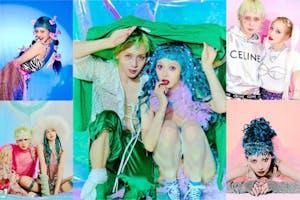 泫雅&DAWN《PING PONG》MV就像真人版小丑&小丑女!綠色髮還有能誰駕馭?髮色到底換幾款?