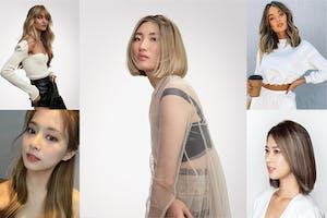 秋冬髮色趨勢:「燕麥奶3髮色X手刷染」髮絲中自帶法式魅力光圈質感|髮色趨勢