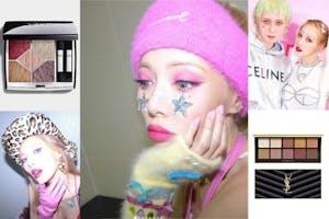 泫雅&DAWN聯手《PING PONG》怪可愛病嬌感十足,粉紫眼妝果然很泫雅!也來盤紫色眼影打造同款妝~